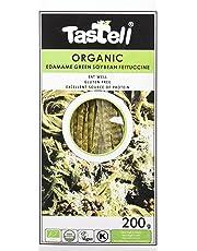 Tastell Organic Edamame Green Soybean Fettuccine, 200g