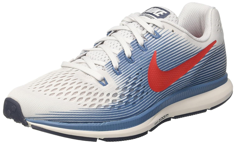 TALLA 39 EU. Nike Air Zoom Pegasus 34, Zapatillas de Running para Hombre