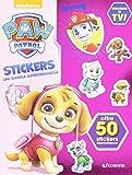 Una cucciola supercoraggiosa. Paw Patrol stickers. Con adesivi. Ediz. illustrata