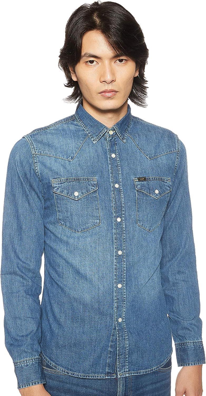 Lee Western - Camisa Hombre: Amazon.es: Ropa y accesorios
