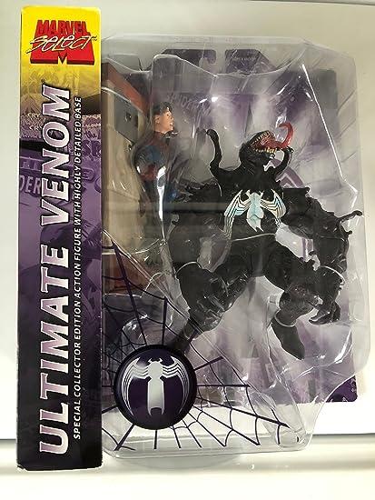 Amazon Com Marvel Select Ultimate Venom Special Collector Edition