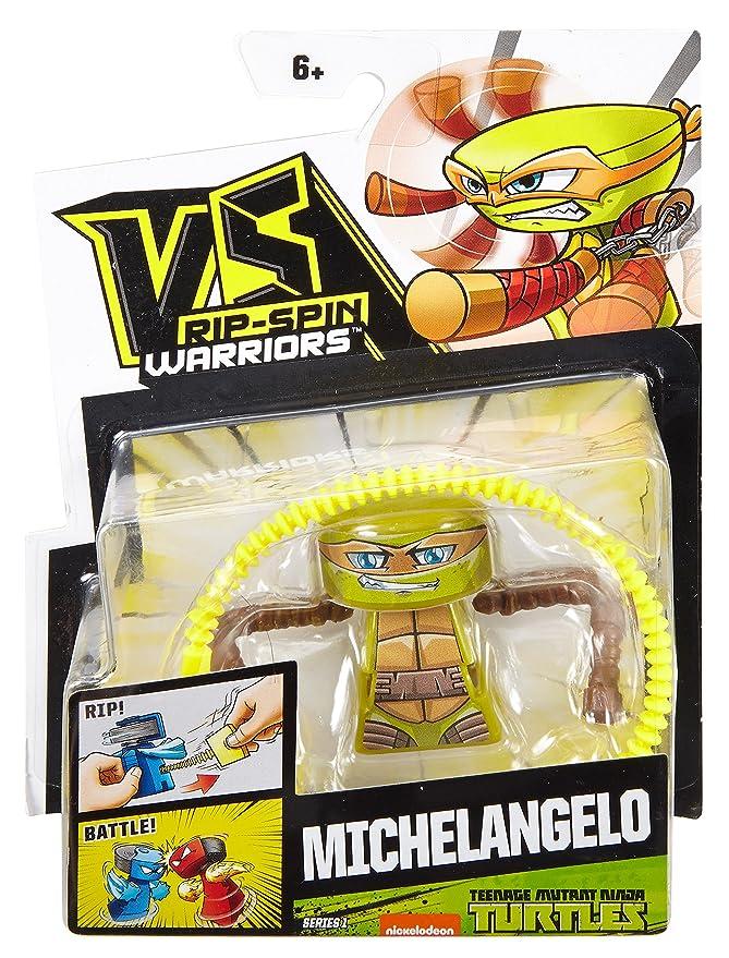 VS Rip-Spin Warrior Teenage Mutant Ninja Turtles ...