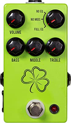 JHS Clover Preamp/Boost Pedal