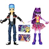 My Little Pony Equestria Girls Twilight and Flash Doll (2-Pack)