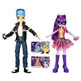 My Little Pony Equestria Mädchen Flash Sentry und Twilight Sparkle 2er Pack