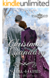 The Christmas Quandary: Sweet Historical Holiday Romance (Hardman Holidays Book 5)