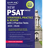Kaplan New PSAT/NMSQT Strategies, Practice and Review with 2 Practice Tests: Book + Online