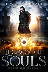 Legacy of Souls (The Shattered Sea Book 2) Kindle Edition
