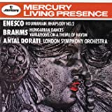 Enesco: Romanian Rhapsody No. 2 / Brahms: Hungarian Dances; Variations on a Theme of Haydn