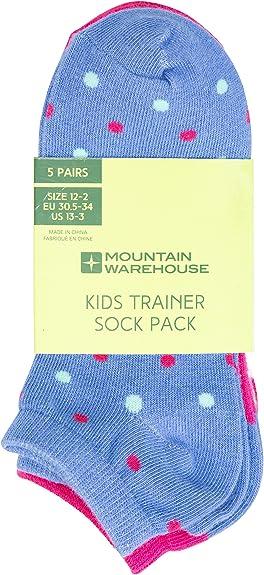 Cushioned Mountain Warehouse Lightweight Merino Socks Soft Wool Socks