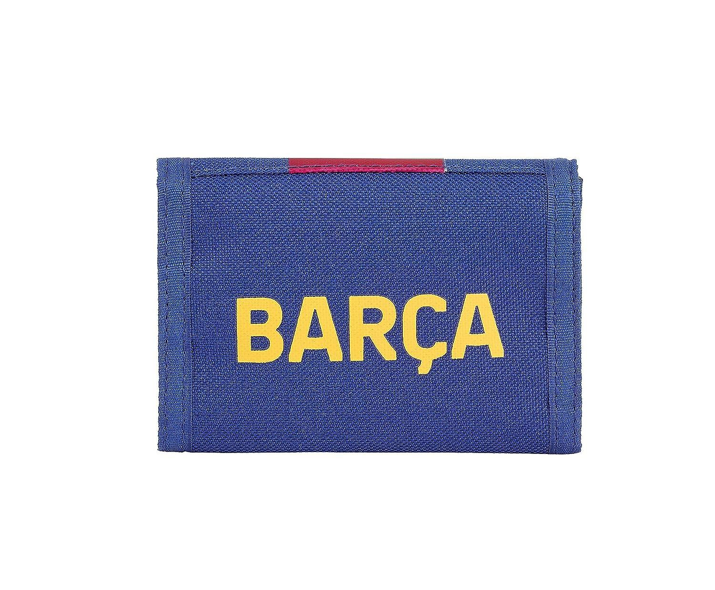 Cartera Billetera con Cabecera de Oficial FC Barcelona 1ª ...