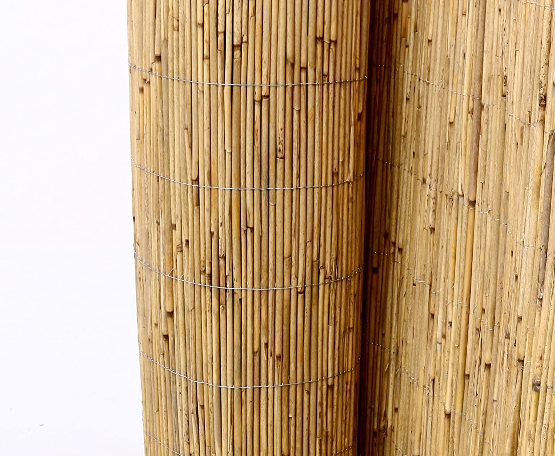 Amazon De Bambus Discount Com Schilfrohrmatten Premium Beach 160