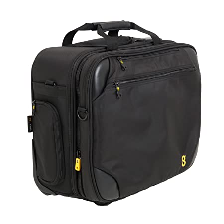Business MATE Carry-On Hand Luggage by GATE8 | 2-in-1 design