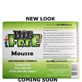 Nit Free Lice and Nit Eliminating Mousse and Nit