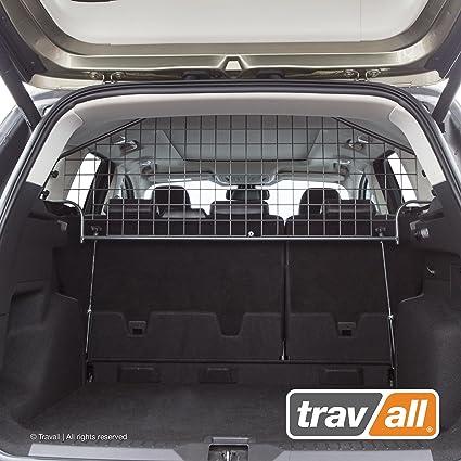 Travall Guard Hundegitter Tdg1411 Maßgeschneidertes Trenngitter In Original Qualität Auto