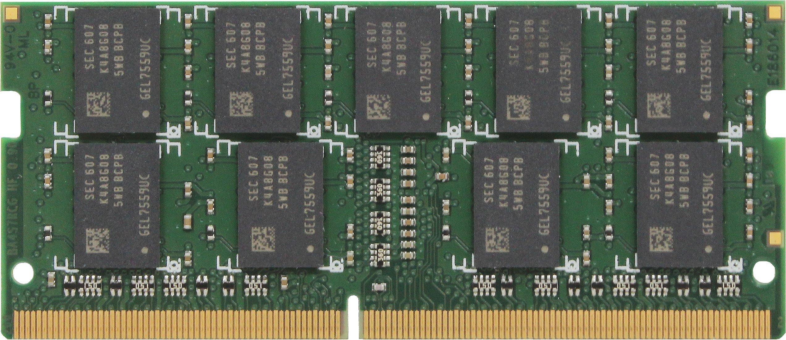 Synology DDR4 ECC So-DIMM 16GB (RAMEC2133DDR4SO-16G) by Synology (Image #1)