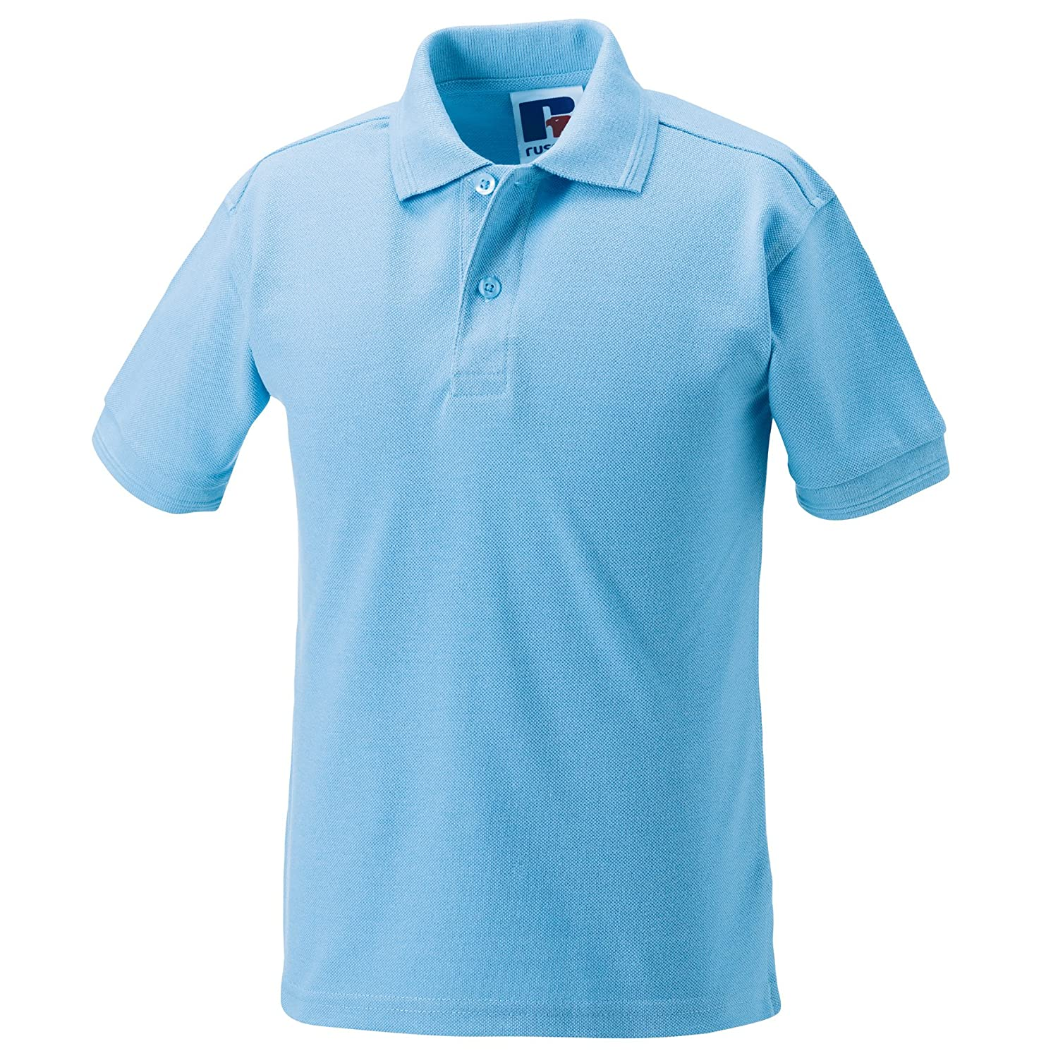 Jerzees Schoolgear Childrens Hardwearing Polo Shirt Jerzees Schoolwear