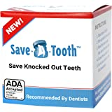 Think Safe V12080 Save-A-Tooth Tooth Preservation Kit