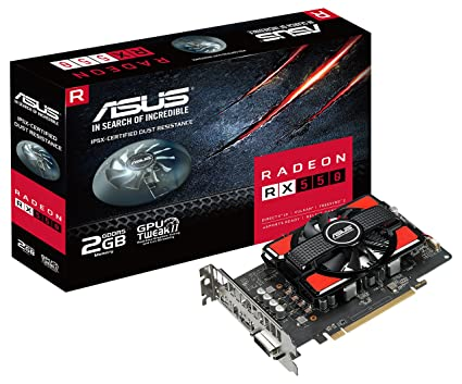 ASUS RX 550