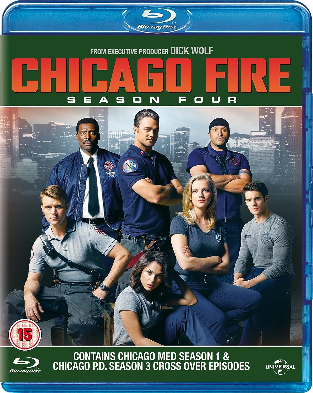 Chicago Fire - Season 4 [Blu-ray] [2016]