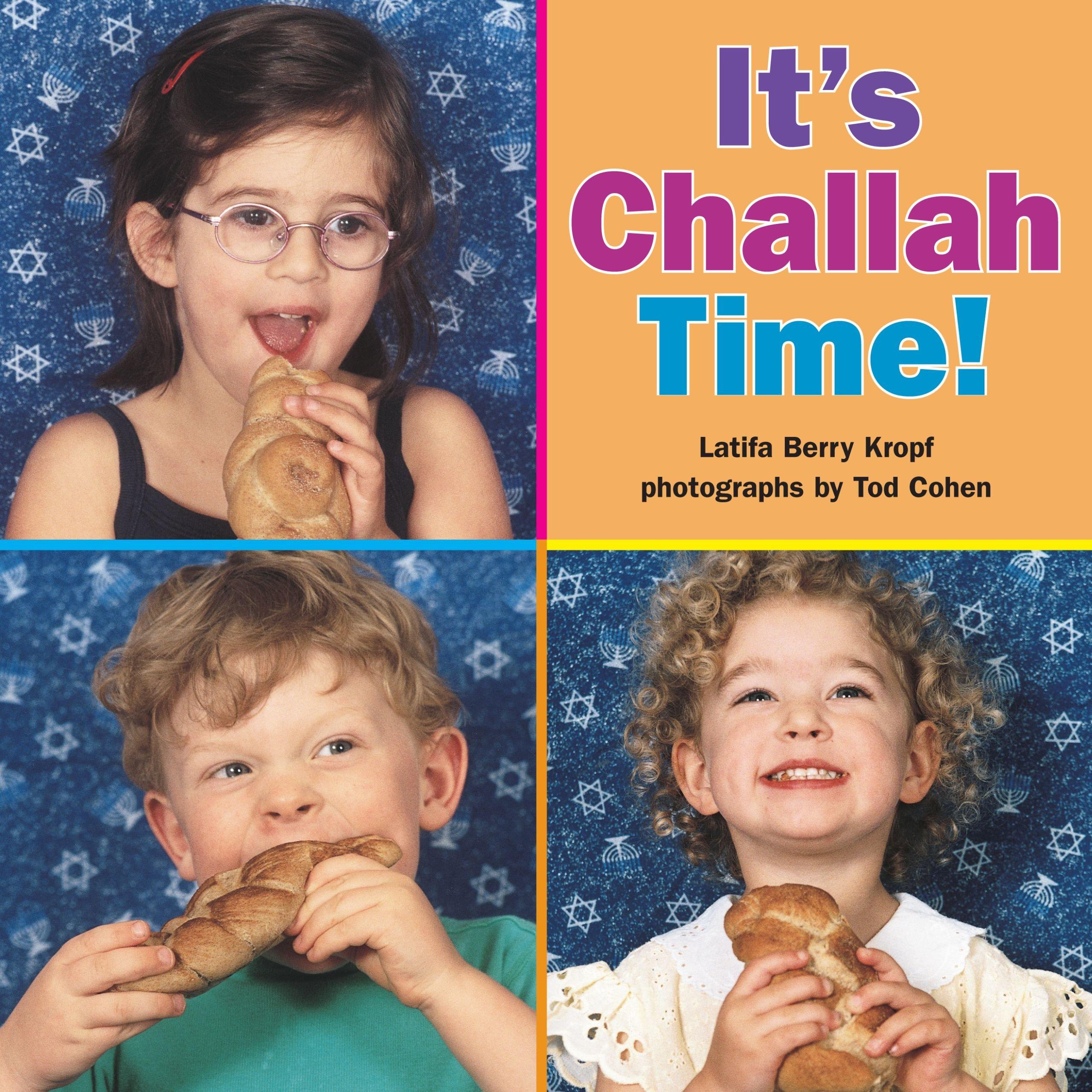 It's Challah Time! PDF
