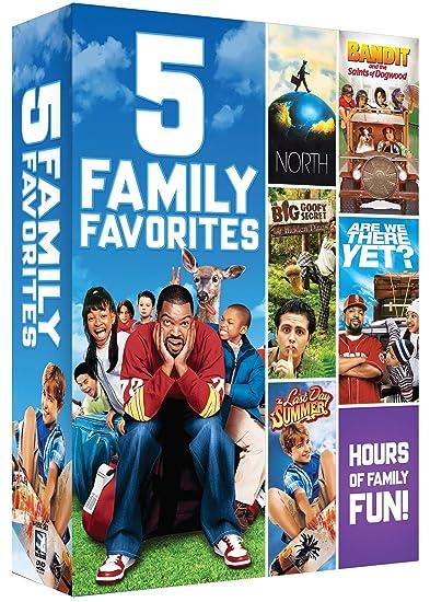 Family Favorites 5 Movie Bundl...