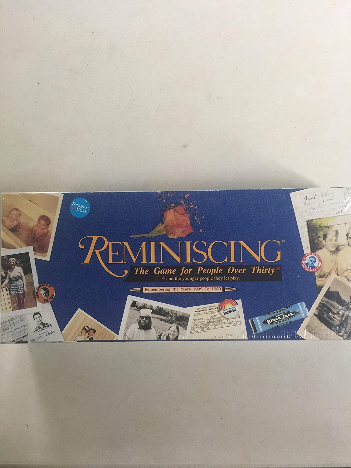 Amazon Reminiscing The Game For People Over Thirty TDC Games Creative Assembly Inc Toys