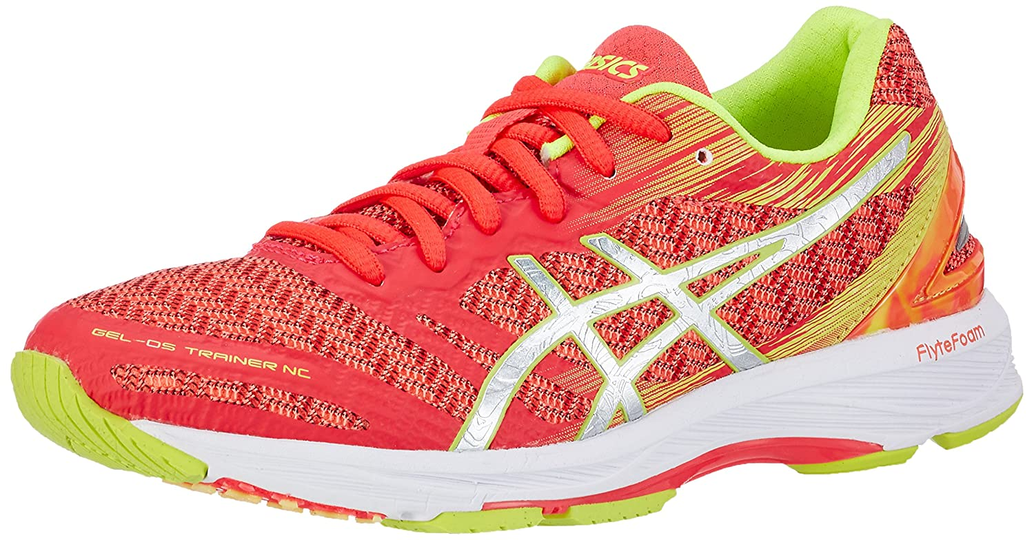 Asics Gel DS Trainer 22 NC Sneakers Donna Rosa Diva t9i