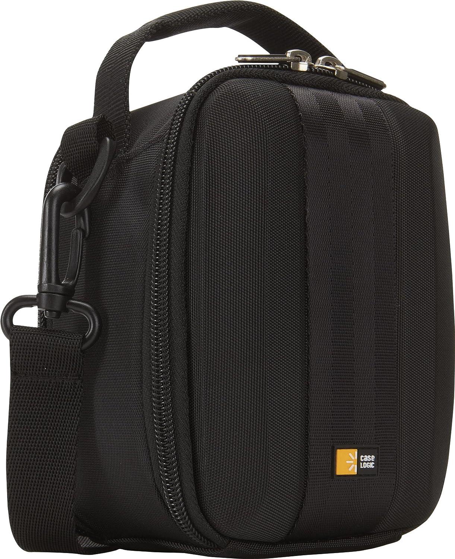 Black Case Logic QPB-203 EVA Molded Camcorder Kit Bag