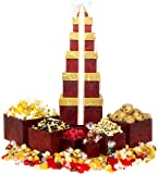 Christmas Gift Basket Box Tower - 6 Tier