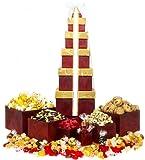 Amazon Price History for:Christmas Gift Basket Box Tower - 6 Tier