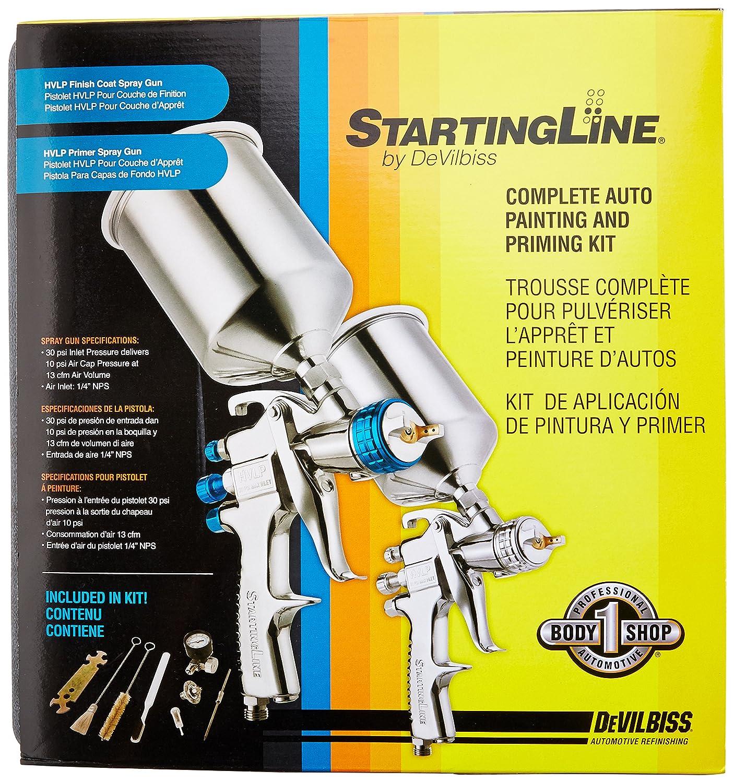 Devilbiss DV802343 StartingLine Kit Grundierung Guns
