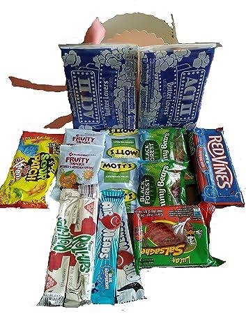 Amazoncom Movie Night Gift Bundle Variety Pack Assorted Candies