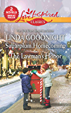 Sugarplum Homecoming/Testing the Lawman's Honor (Whisper Falls)