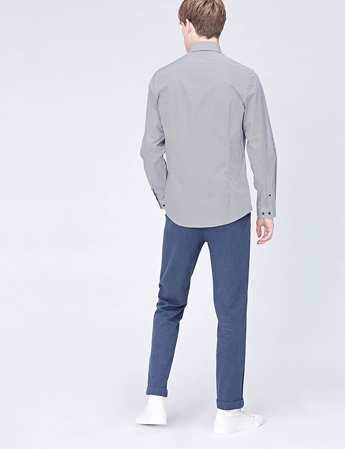 Marque find Chemise Habill/ée Homme
