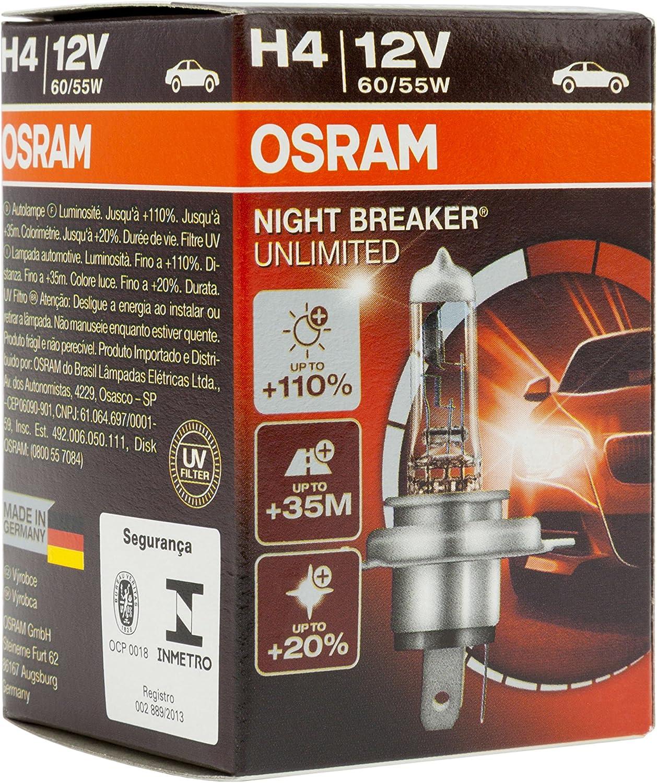 SILVERSTAR 2.0 OSRAM 64193SV2-HCB Gl/ühlampe Set of 2