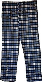 Kentex Online Men's Lounge Pants Nightwear Gift Warm Brushed Cotton & Polyester Flannel