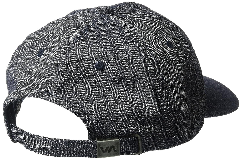 2cd87aff RVCA Mens Redmond Hat RVCA Young Men' s MKAHWRED Hats & Caps