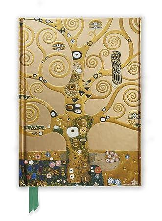 Klimt: Tree of Life (Foiled Journal) (Flame Tree Notebooks): Flame ...