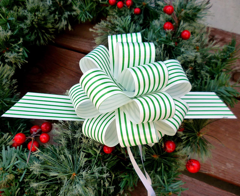 Amazon.com: Christmas Gift Pull Bows - 5\