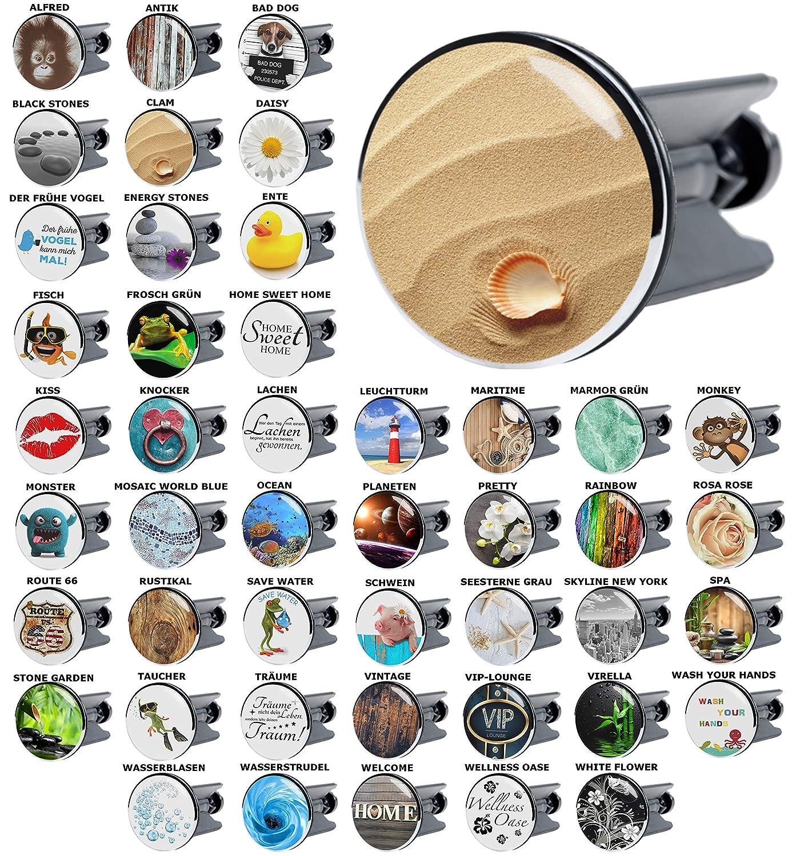 viele sch/öne Waschbeckenst/öpsel zur Auswahl hochwertige Qualit/ät ✶✶✶✶✶ Waschbeckenst/öpsel Schwein