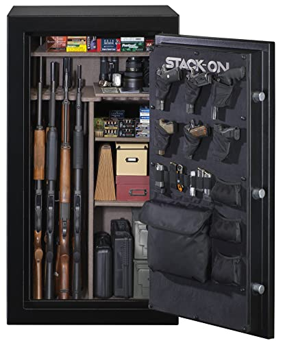 Stack-On A-40-MB-E-S Armorguard 40-Gun Safe review
