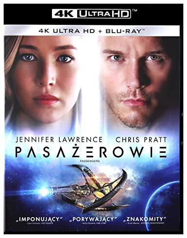 Pasajeros [Blu-Ray] [Region B]: Amazon.es: Jennifer Lawrence ...