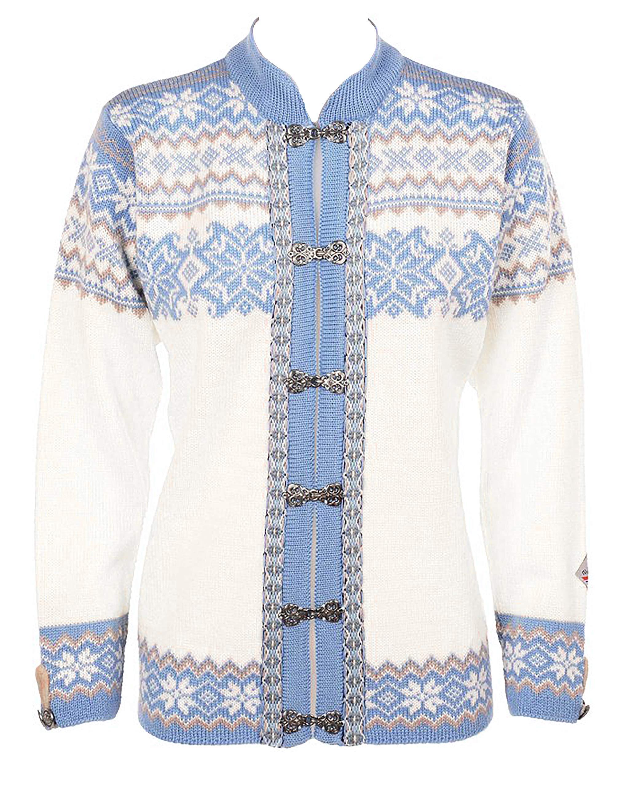 46773b694107 Norlender Norwegian 100% Wool Voss Cardigan Sweater w Free 100% Wool ...