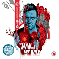 The Man from Mo'Wax (Limited to 3000 Numbered 3-Disc Sets) [DVD]