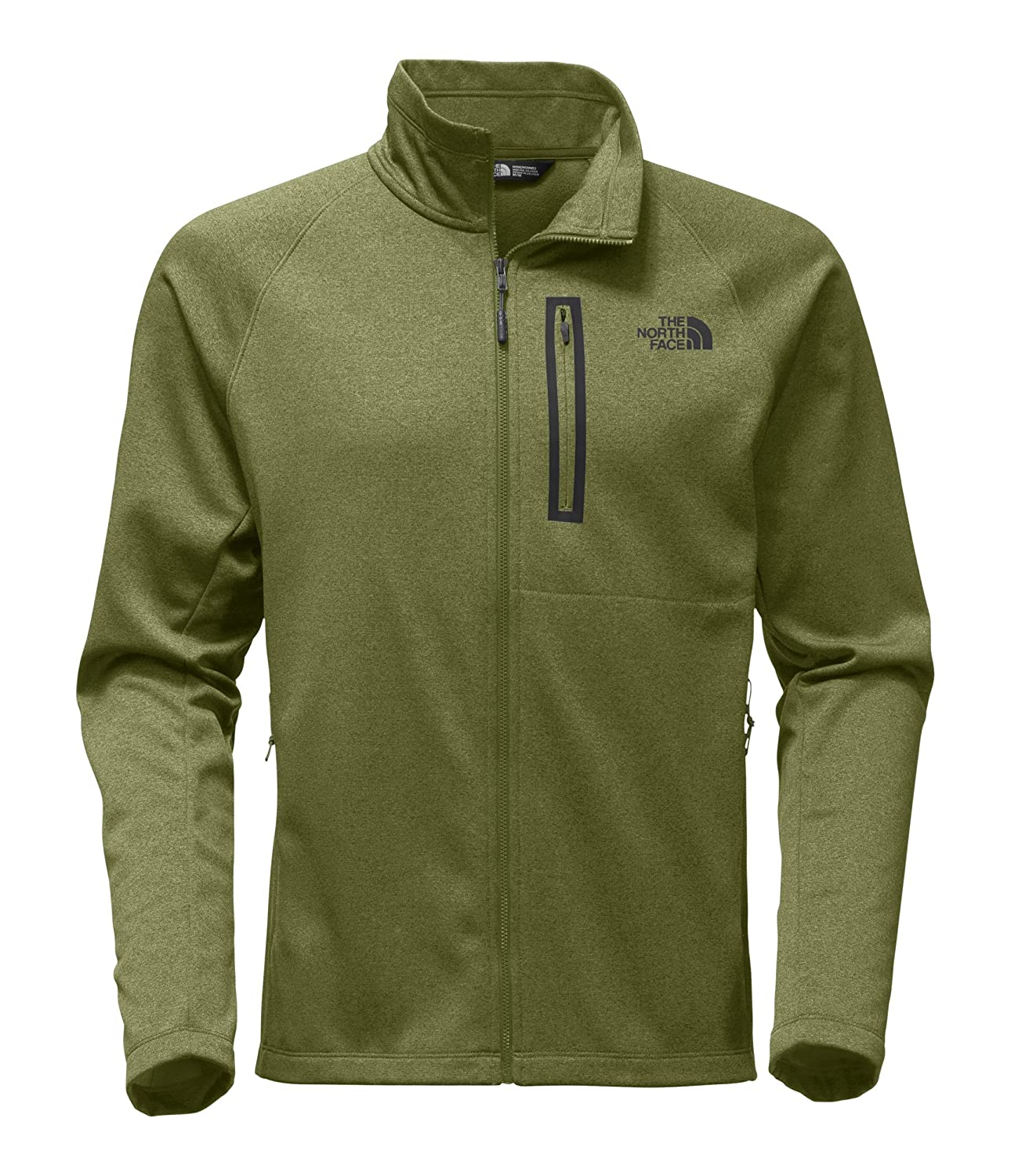 The North Face Men's Canyonlands Full Zip Sweatshirt The North Face Apparel Mens NF00CUF9