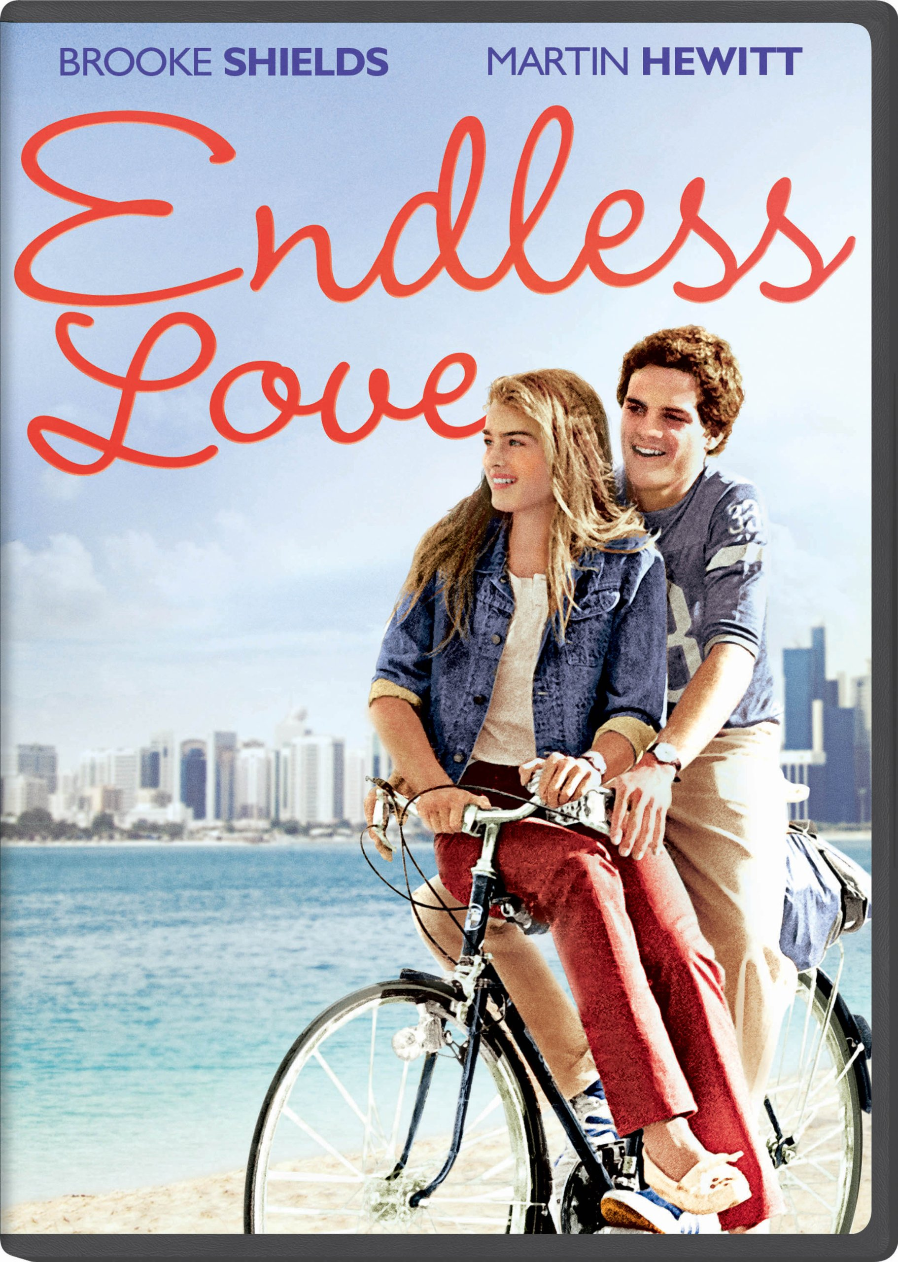 DVD : Endless Love (1981) (Slipsleeve Packaging, Snap Case, 2 Pack, 2 Disc)