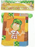 El Chavo del Ocho Party Jointed Banner Favor Happy Birthday Decoration Supplies