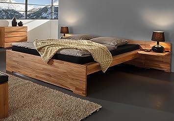 Stilbetten Bett Holzbetten Schubkastenbett Rania 140x200 Cm