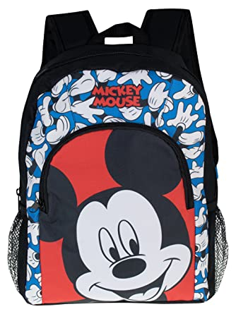 Disney Mickey Mouse Boys Mickey Mouse Backpack  Amazon.co.uk  Clothing 2cc50aa1f8adf